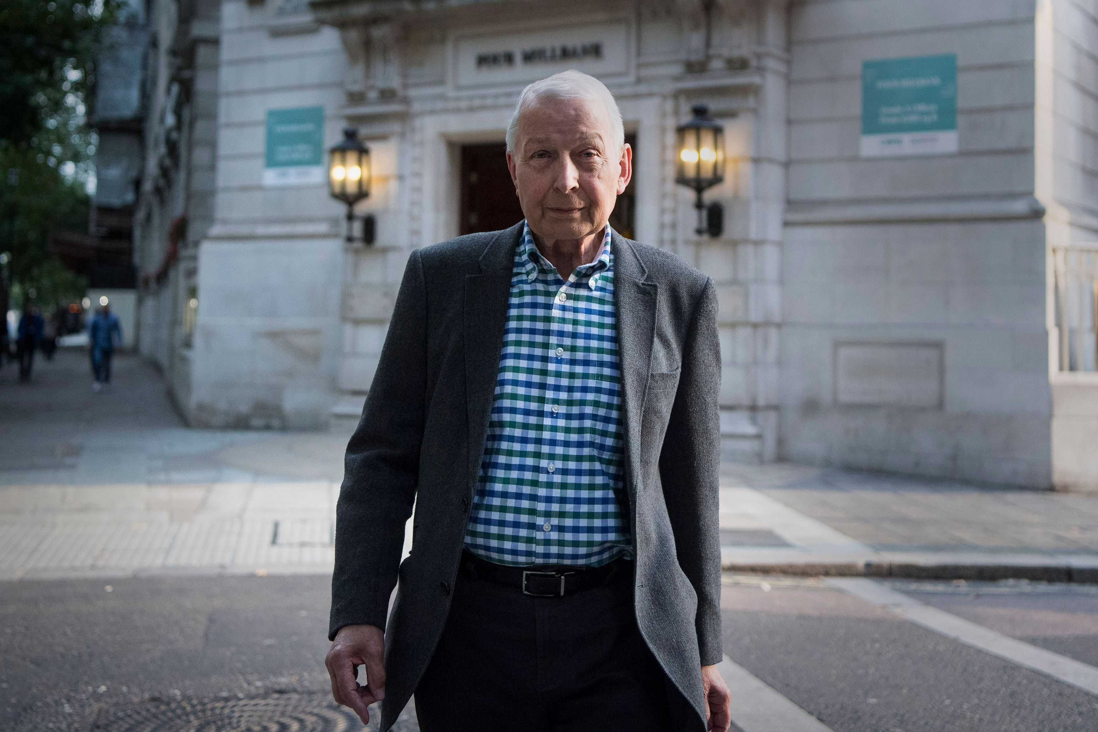 Frank Field May Trigger By-Election After His Shock Resignation Of Labour