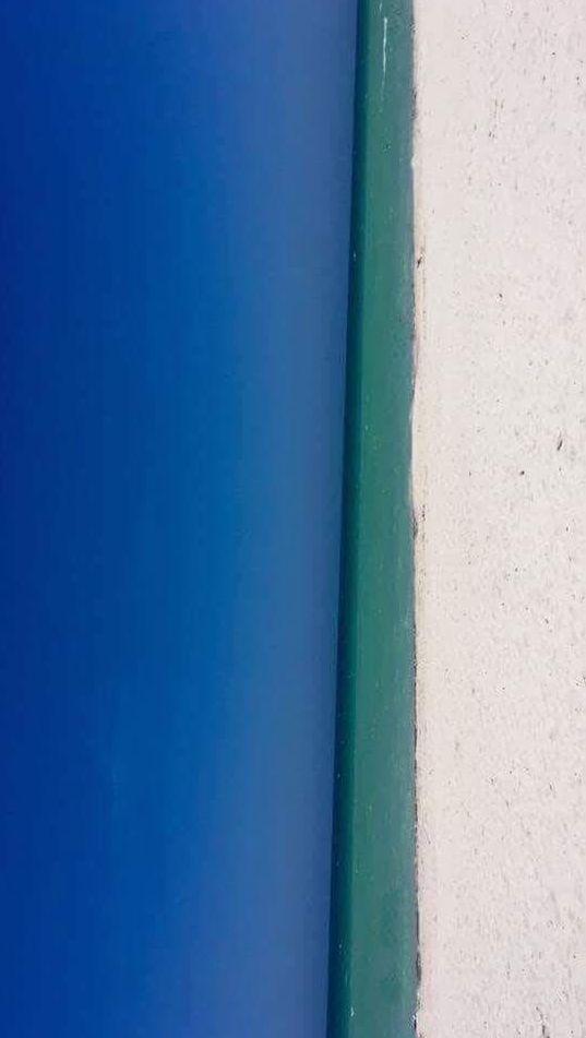 Hunderttausende rätseln im Internet – zeigt dieses Foto einen Strand oder eine Tür?