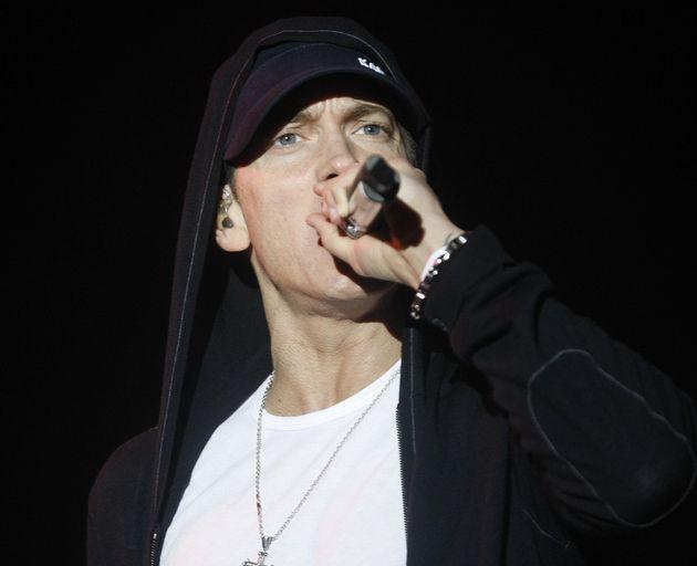 Eminem's Surprise New Album 'Kamikaze' Attacks 'Evil Serpent' Trump