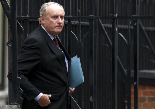 Dacre stood his ground in a battle against Hugh