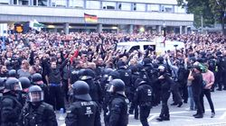 Far Right Protests Rock German City Of Chemnitz