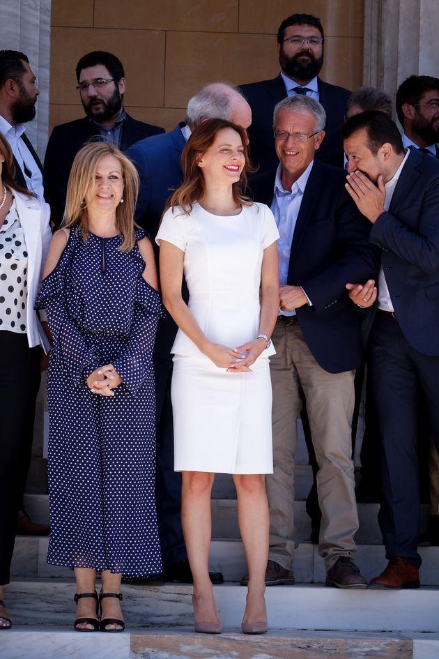 Οι κυρίες του Υπουργικού