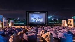 Caméo, le cinéma en plein air s'invite à Marrakech