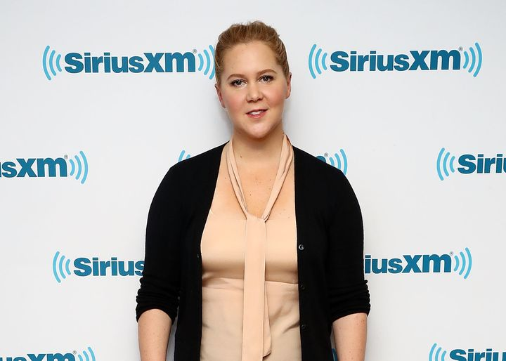 Actress and comedian Amy Schumer stumbled across an altered photo of herself -- and had some strong words to say.