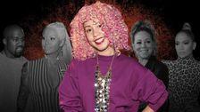 How To Spot Fake Celebrity Beef, According To Jasmine Brand