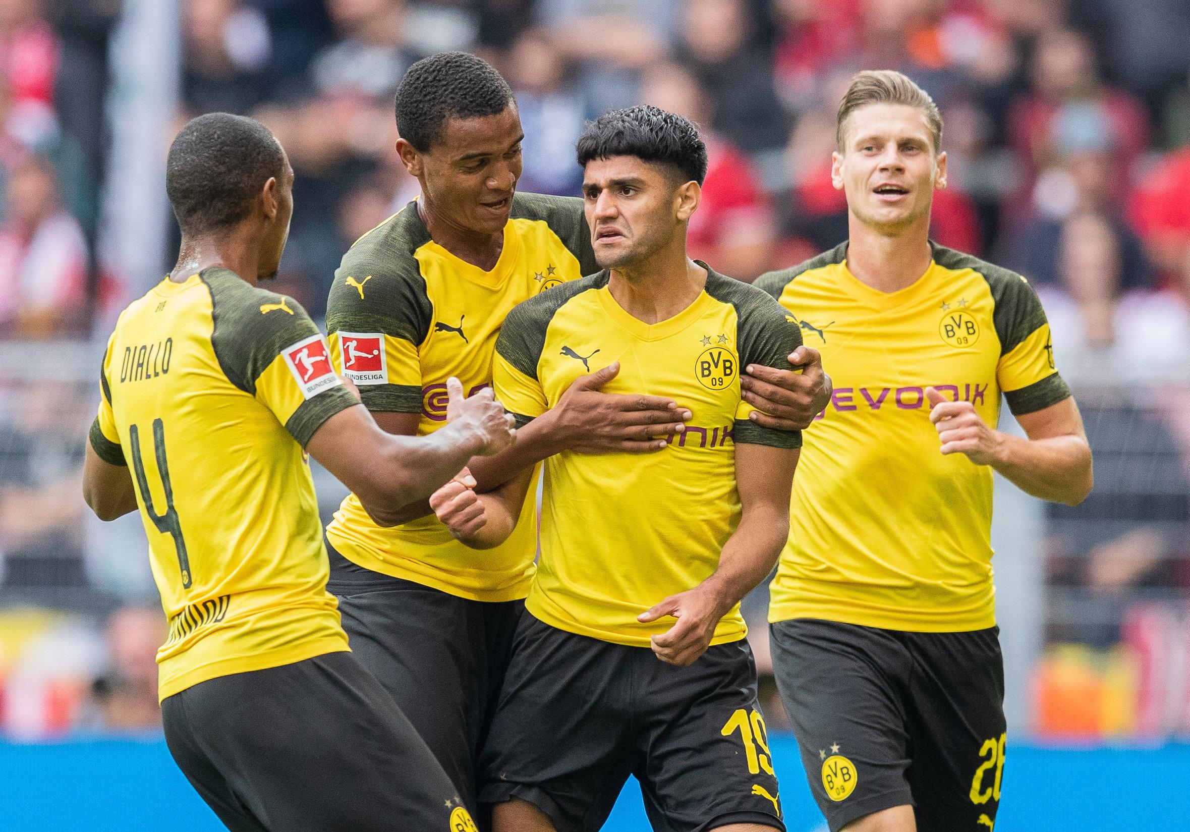 Hannover 96 – Borussia Dortmund im Live-Stream: Bundesliga online