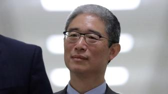Former associate deputy U.S. attorney general Bruce Ohr arrives to testify behind closed doors before the House Judiciary and House Oversight and Government Reform Committees on his alleged contacts with Fusion GPS founder Glenn Simpson and former British spy Christopher Steele, who compiled a 'dossier' of allegations linking Donald Trump to Russia, on Capitol Hill in Washington, U.S., August 28, 2018. REUTERS/Chris Wattie
