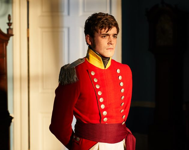 'Vanity Fair' Cast: Who's Who In ITV's New