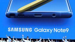 DisplayMate séduit par l'écran du Samsung Note