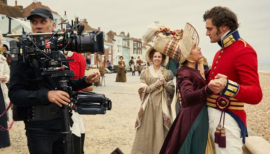 Here's What It's Really Like To Bring A Big Budget Adaptation Of 'Vanity Fair' To