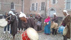 """La troupe """"les voix de Semmama"""" participe au festival international belge """"Les"""