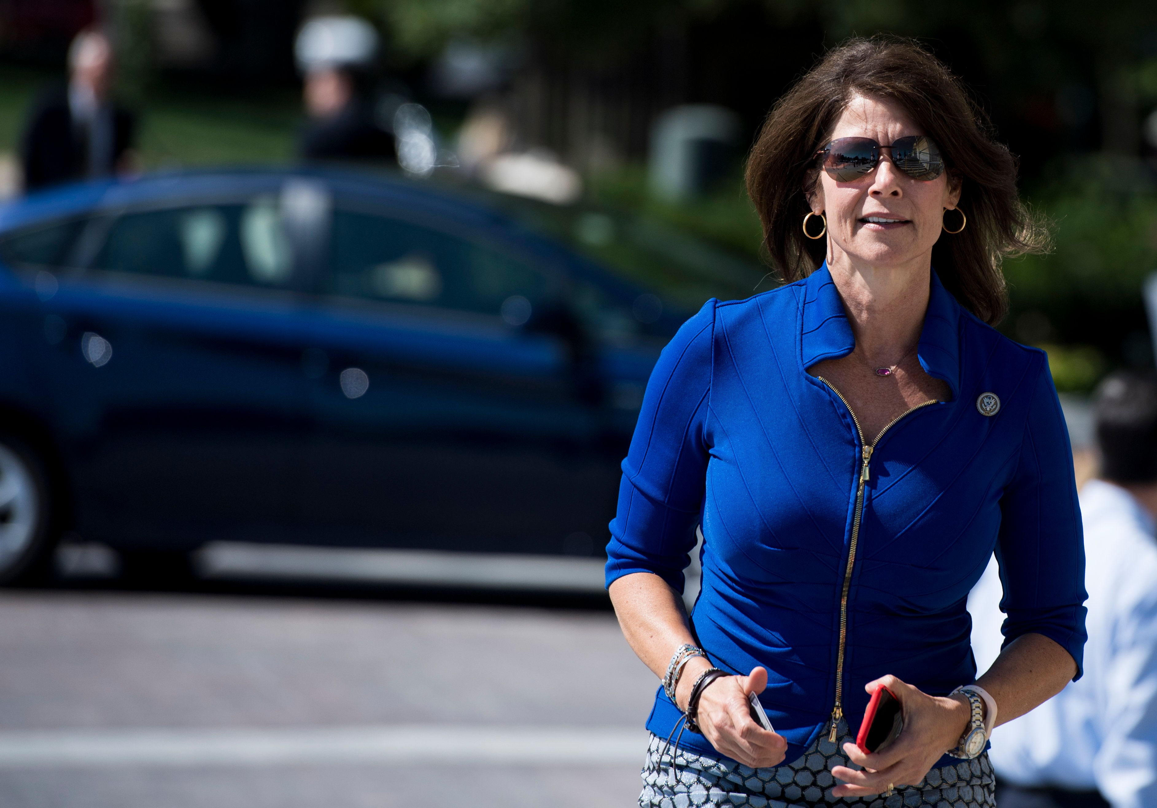 You can't find strong Democratic candidates for local seats? I got this, says Rep. Cheri Bustos.