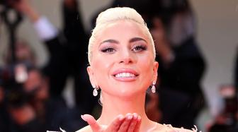 VENICE, ITALY - AUGUST 31:  Lady Gaga walks the red carpet ahead of the 'A Star Is Born' screening during the 75th Venice Film Festival at Sala Grande on August 31, 2018 in Venice, Italy.  (Photo by Franco Origlia/Getty Images)