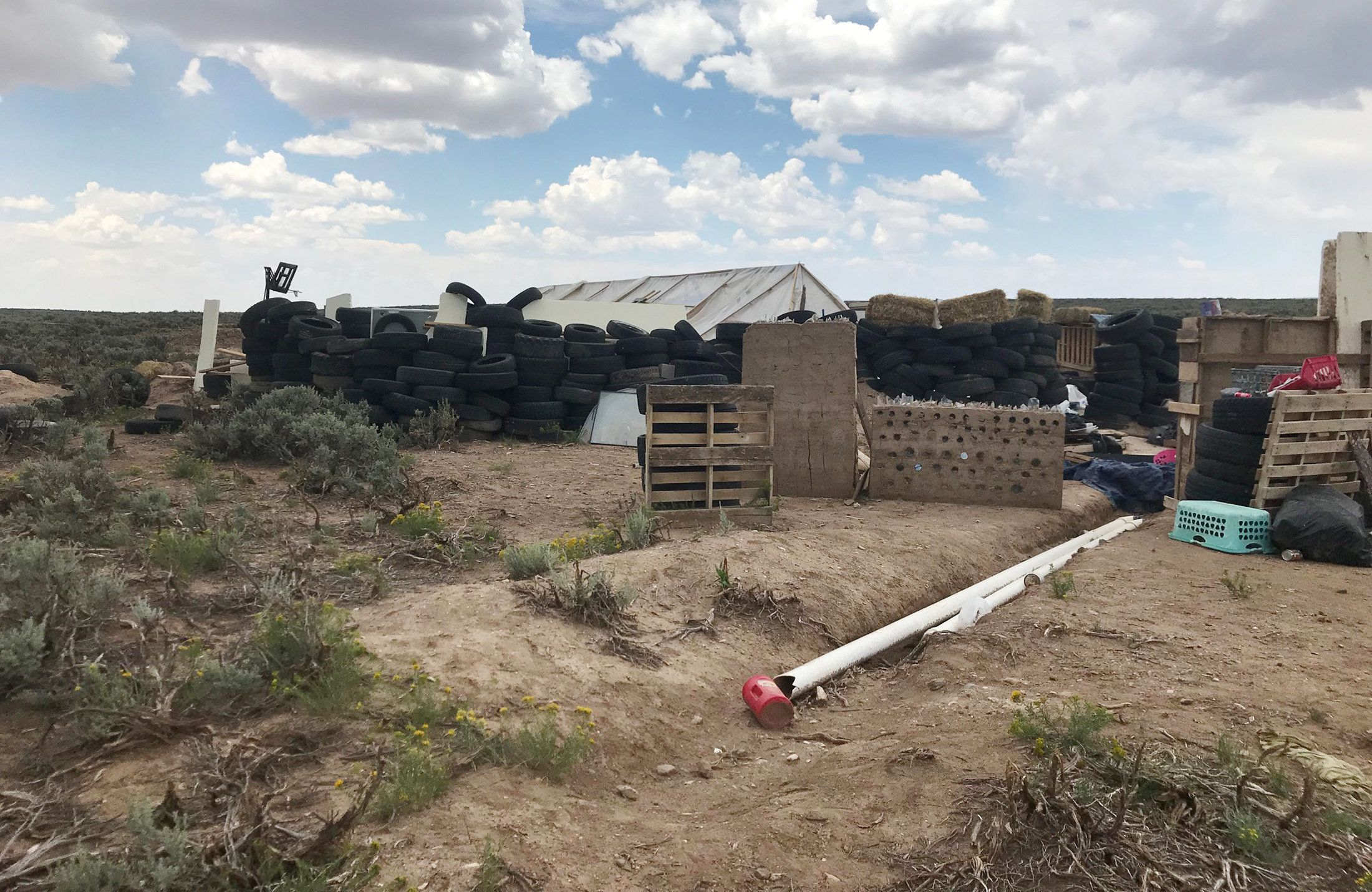 New Mexico Compound Group Arrested By