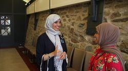 De entrepreneuses saoudiennes développent leurs talents aux