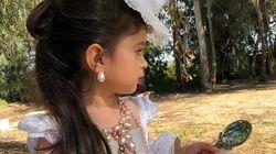 이 5세 소녀가 인스타그램에서 사랑받는 스타가 된