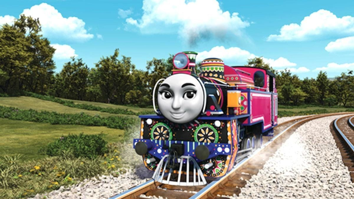 'Thomas The Tank Engine' Introduces Inclusive Gender-Balanced, Multicultural Characters In Major