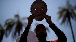 Λούλα: Ο φυλακισμένος πρόεδρος που παραμένει πρώτος στις