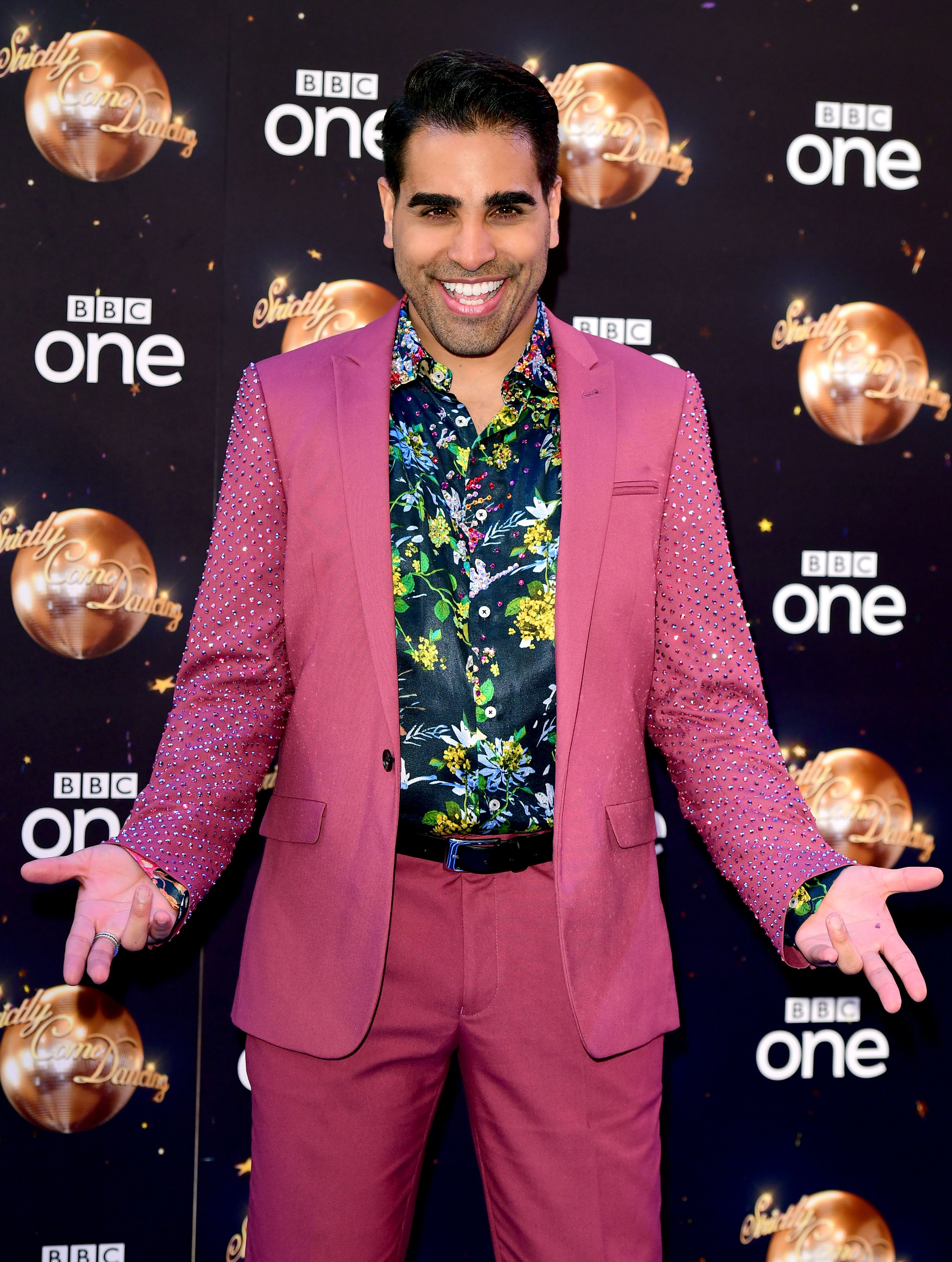 Strictly's Dr. Ranj Singh Says Coming Out To His Wife Was 'Lowest Point In My Life'