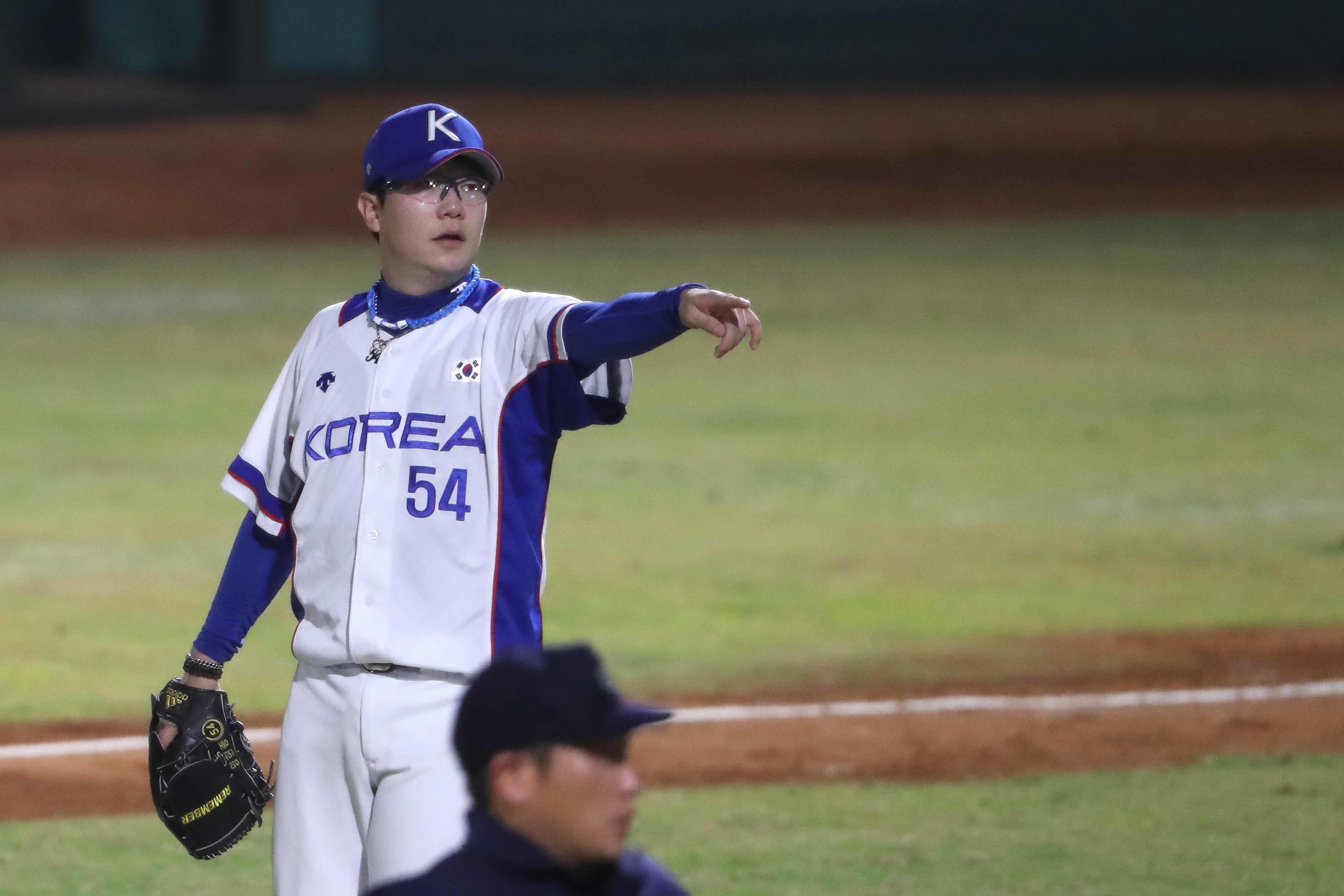 야국 대표팀이 일본을 꺾고 아시안게임 3연패를
