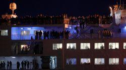Port d'Oran: le navire car-ferry Tassili II heurte un navire