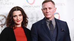 Rachel Weisz et Daniel Craig accueillent leur premier