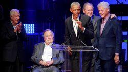 Ομπάμα, Μπους: «Ο Μακέιν μας έκανε καλύτερους