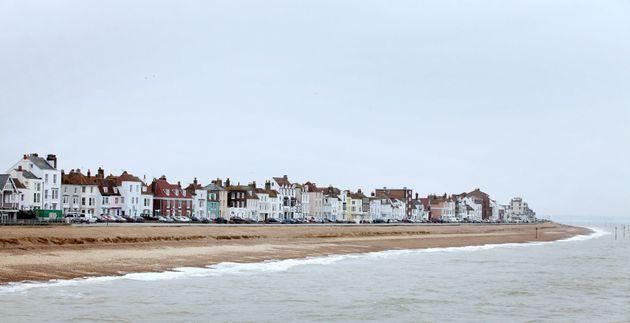 Goodwin Sands, Kent.