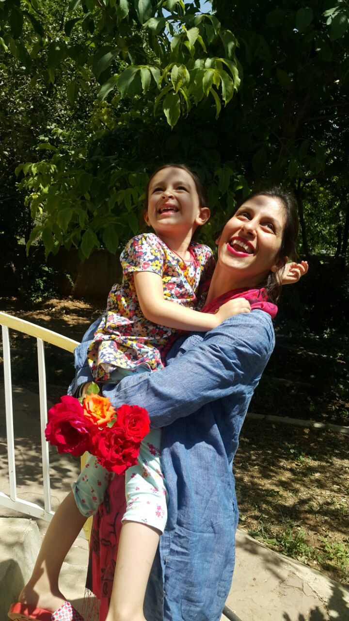 Theresa May To Urge Iranian President To Free Nazanin