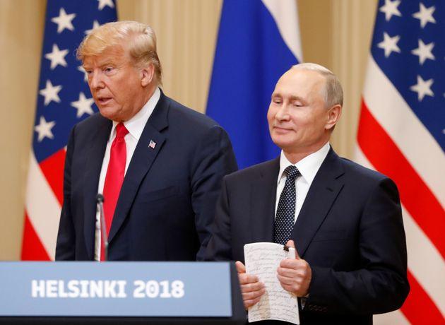 트럼프가 대선 전 '푸틴 회동' 제안을 수락했다는 주장이