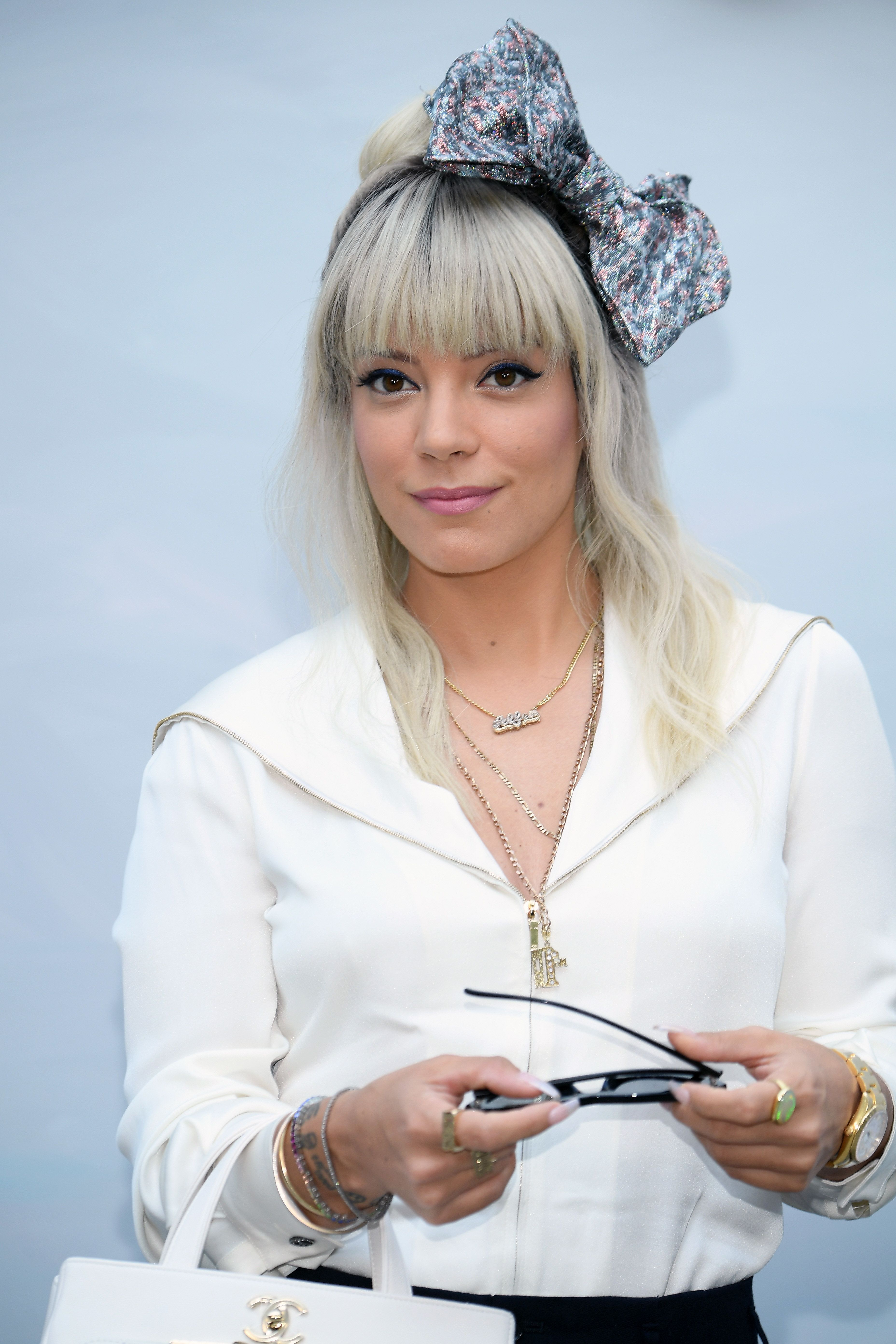 Lily Allen Reveals She Slept With Female Escorts On