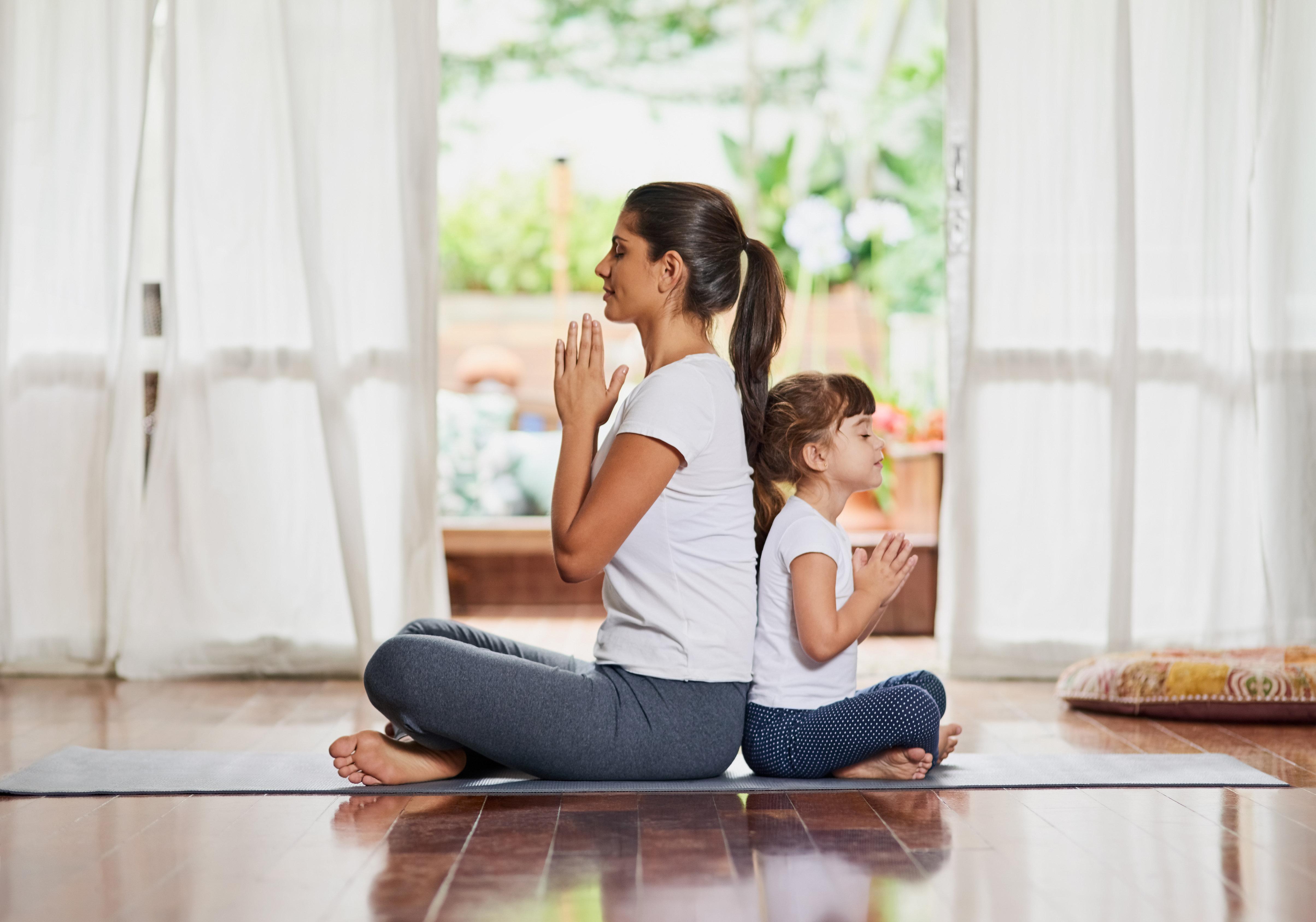 Pour la rentrée scolaire, si vous commenciez la méditation avec vos