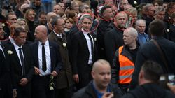 AfD-Politiker betonen, nicht mit Pegida in Chemnitz zu demonstrieren – Fotos zeigen etwas anderes