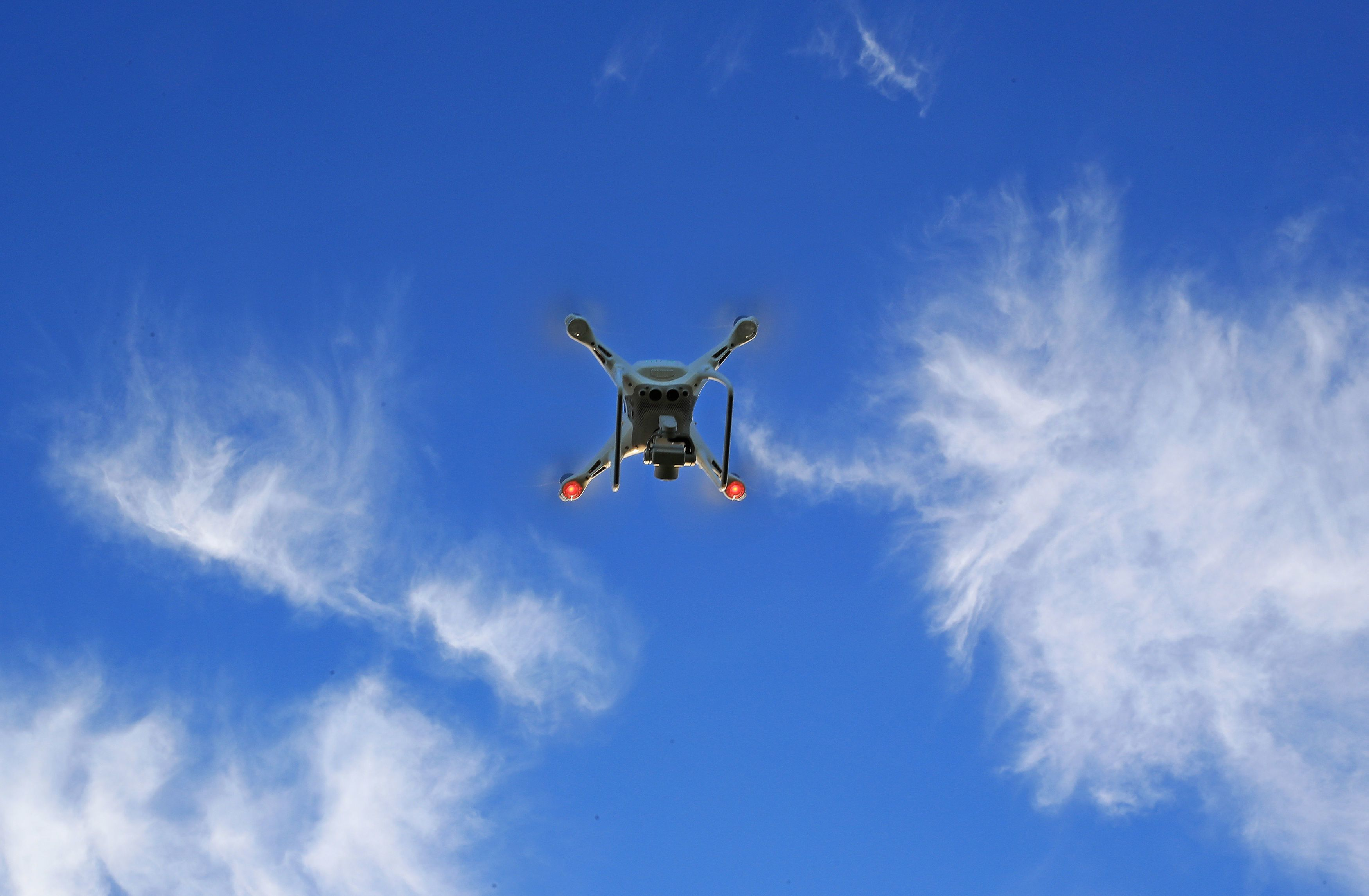 Drone Flown Towards Light Aircraft 'In An Attempt To Cause