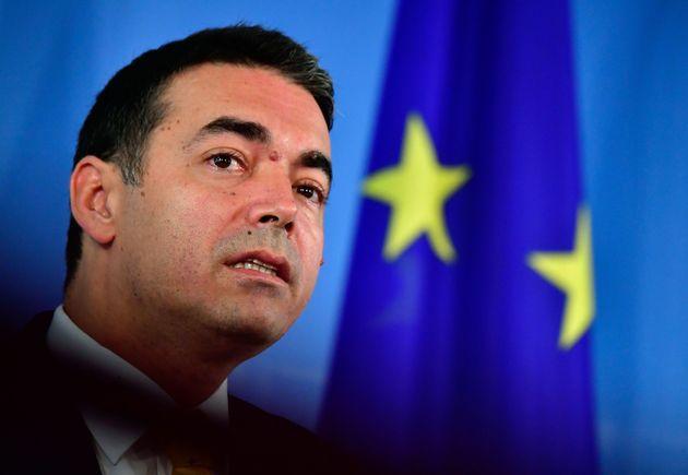 Ντιμιτρόφ: Η συμφωνία με την Ελλάδα θα γίνει