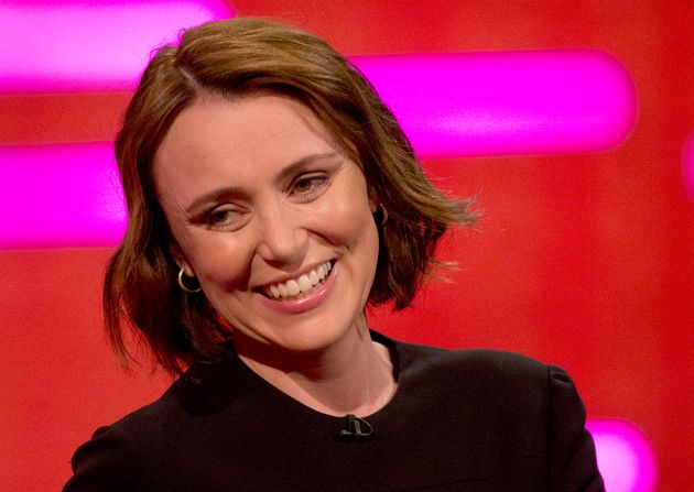 Keeley Hawes Laughs Off Claims She Dieted For Bodyguard Role
