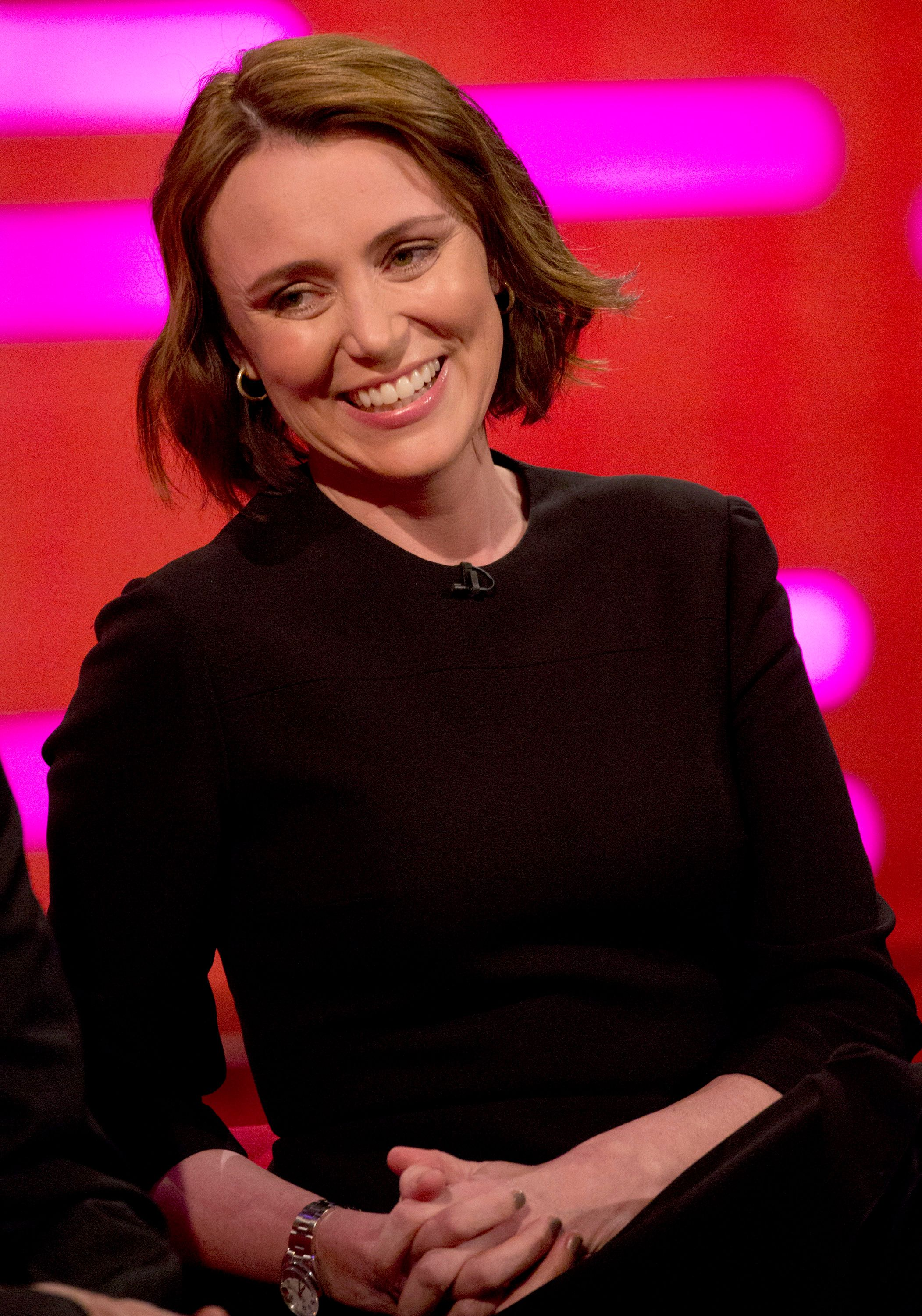 Keeley Hawes Laughs Off Claims She Dieted For Bodyguard