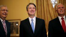 Democratic Senator Says Brett Kavanaugh's Confirmation Process Is 'Not Normal'
