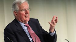 Barnier 'Strongly Opposed' To Theresa May's Trade Deal