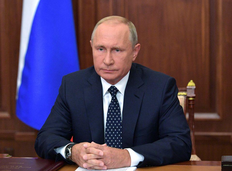 연금개혁에 분노한 러시아 시민들의 시위가 계속되고
