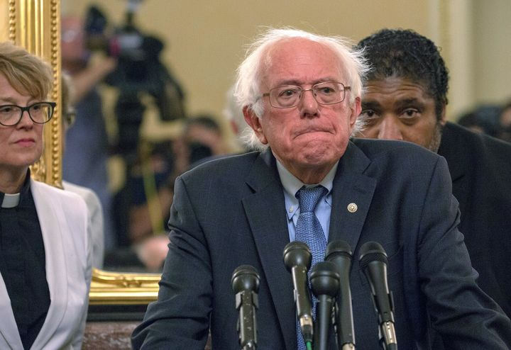 No, Sen. Bernie Sanders doesn't want to raid Medicare.