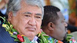 남태평양 섬나라 총리의 일침 : 기후변화 부정론자들은