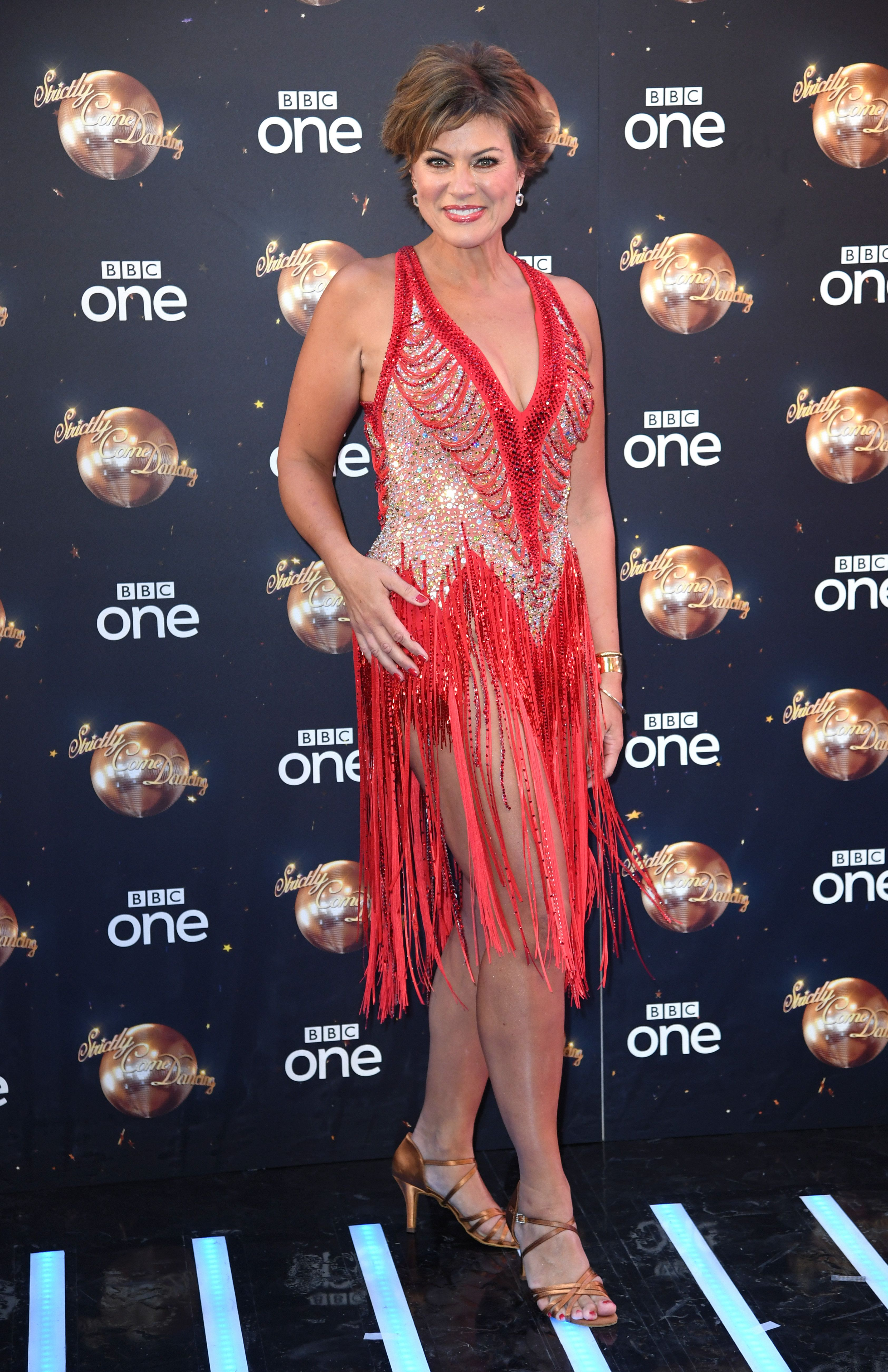 Kate Silverton Hits Back At Claims She Is 'Ditching' Kids To Appear On 'Strictly Come Dancing'