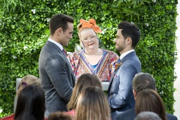 Neighbours Is About To Show Australian TV's First Same Sex Wedding - Here's Why That