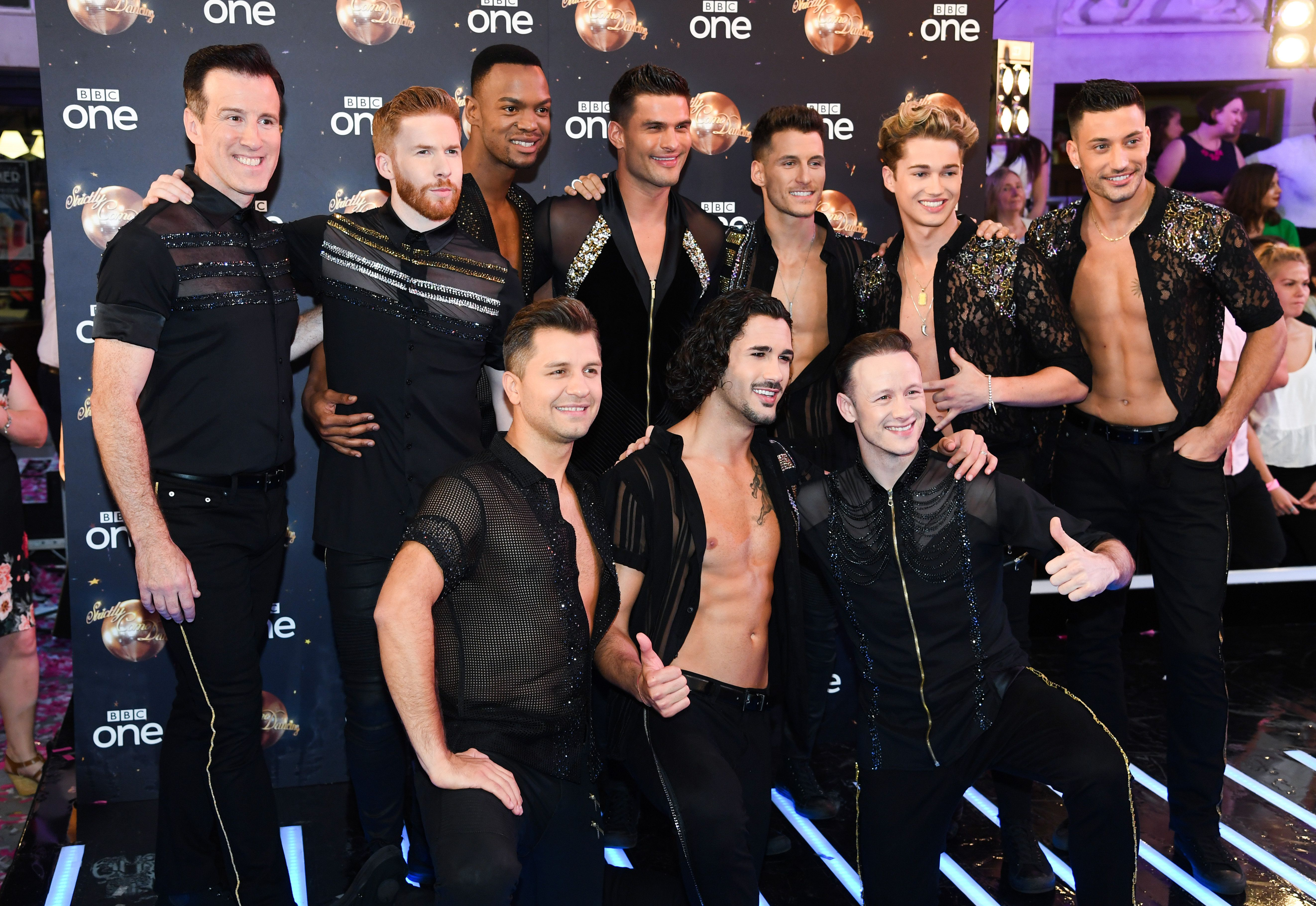 'Strictly' To Feature Same-Sex Professional Dancer Pairings On New Series