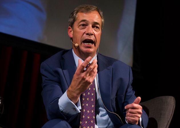 Nigel Farage in