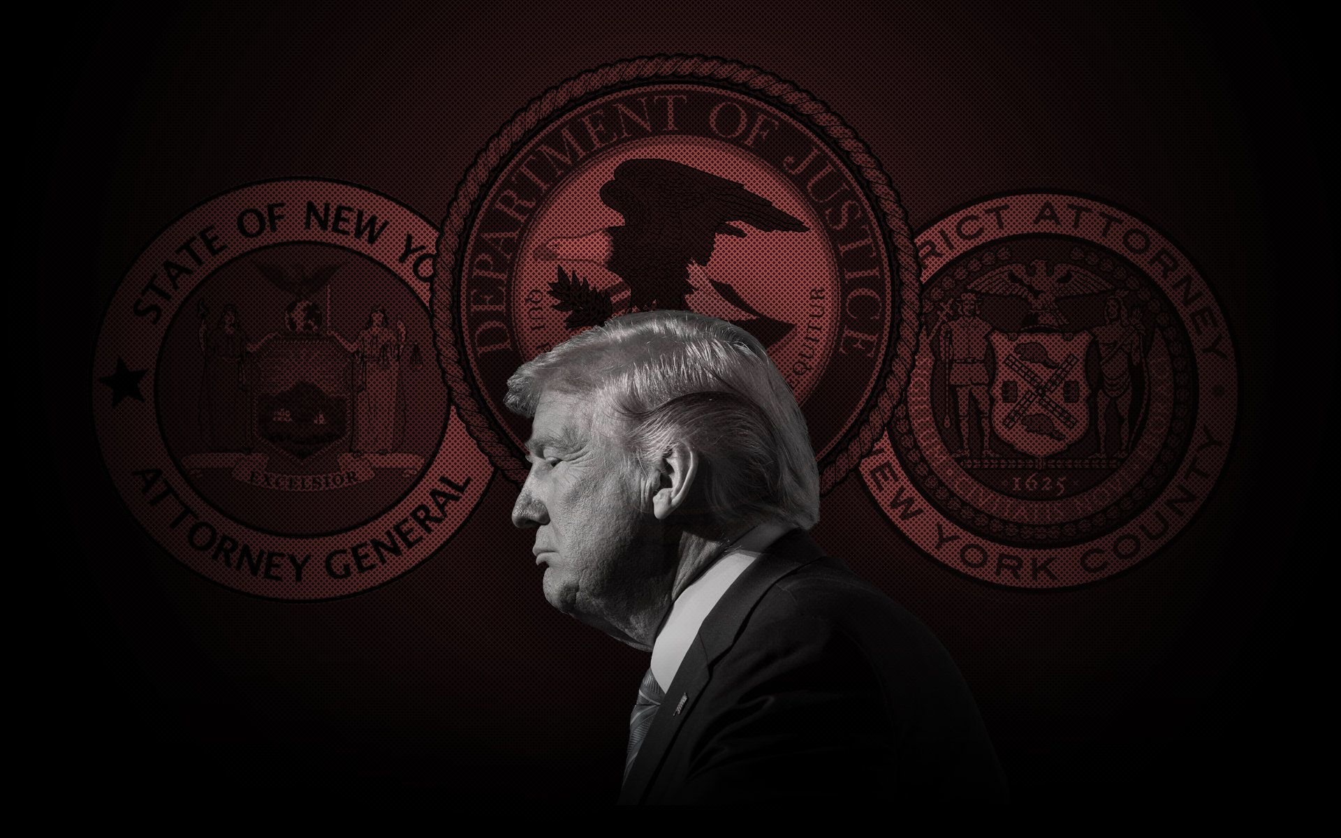 [총정리] 트럼프와 측근을 겨냥한 수사 진행상황을 모아봤다