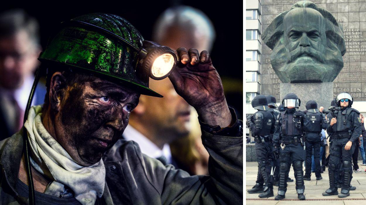 Probleme wie in Sachsen: Warum der Ruhrpott trotzdem nie so rechts wurde