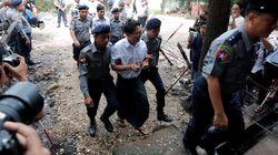 Birmanie: deux journalistes de Reuters condamnés pour avoir enquêté sur l'assassinat de Rohingyas