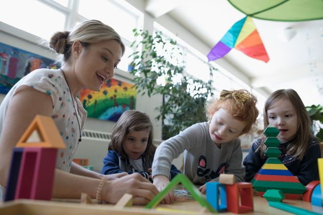 Childcare Fees Have Risen Three Times Faster Than Wages Since 2008, TUC